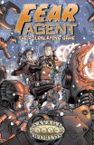 Savage Worlds Fear Agent RPG Roleplaying Game Book