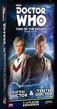 Doctor Who Time of the Daleks 5th and 10th Doctor Expansion