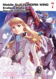 Mobile Suit Gundam Wing Vol 07 Endless Waltz Glory of the Losers