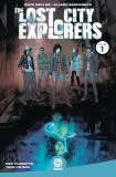 Lost City Explorers TP Vol 01 Odyssey