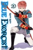 Blue Exorcist Vol 20