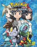 Pokemon Sun and Moon Vol 02