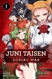 Juni Taisen Zodiac War Vol 01
