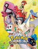Pokemon Sun and Moon Vol 03