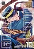 Golden Kamuy Vol 10