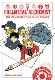 Fullmetal Alchemist Complete Four Panel Comics TP