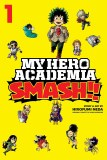 My Hero Academia Smash!! Vol 01