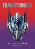 Transformers Visual History HC