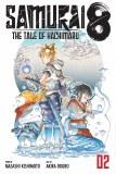 Samurai 8 The Tale of Hachimaru