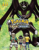 Pokemon Sun & Moon Vol 10