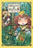 Hakumei & Mikochi Tiny Life in the Woods Vol 01