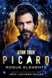 Star Trek Picard Rogue Elements HC