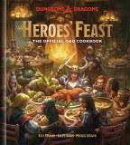 Heroes Feast Off D&D Cookbook HC