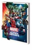 Marvel Universe Super Heroes Museum Exhibit Guide TP