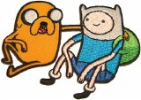 Adventure Time Finn and Jake Patch