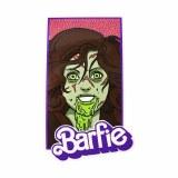 Barfie Sticker