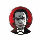 Bela Lugosi Blood Moon Enamel Pin