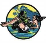 Creature From The Black Lagoon Damse Patch