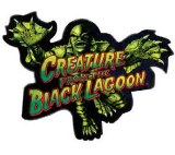 Creature From The Black Lagoon Swim Patch