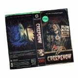 Creepshow VHS Throw Blanket
