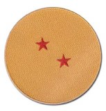 Dragon Ball Patch Two Stars
