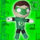DC Green Lantern String Doll