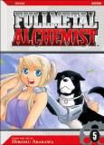 Fullmetal Alchemist Vol 05