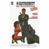 The Authority TP The Magnificent Kevin