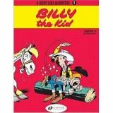 Lucky Luke Vol 01 Billy the Kid