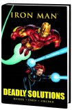 Iron Man Deadly Solutions HC