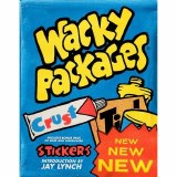 Wacky Packages New New New HC