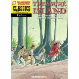 Classics Illustrated Deluxe Vol 05 Treasure Island SC