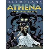 Olympians GN Vol 02 Athena Grey Eyed Goddess