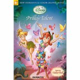 Disney Fairies GN Vol 01 Prilla's Talent