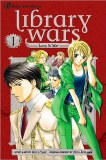 Library Wars Love and War Vol 01