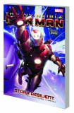 Invincible Iron Man TP VOL 05 Stark Resilient Book 01