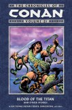 Chronicles of Conan TP Vol 21 Blood of Titan