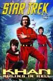 Star Trek Khan Ruling In Hell TP