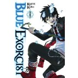 Blue Exorcist Vol 01