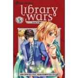 Library Wars Love and War Vol 05