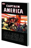 Captain America Allies and Enemies TP