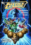 Justice League Cry For Justice TP