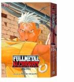Fullmetal Alchemist 3-in-1 Vol 02 vols 4-5-6