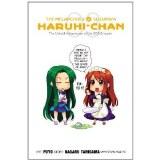 Melancholy of Suzmiya Haruhi Chan Vol 03