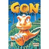 Gon Vol 01 Kodansha Edition