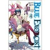 Blue Exorcist Vol 04