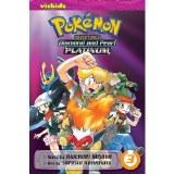 Pokemon Adventures Platinum Vol 03