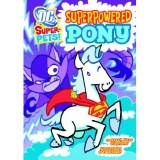 DC Super Pets TP Superpowered Pony