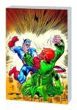 Captain America Death of Red Skull TP