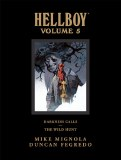 Hellboy Library Ed HC Vol 05 Darkness Calls Wild Hunt